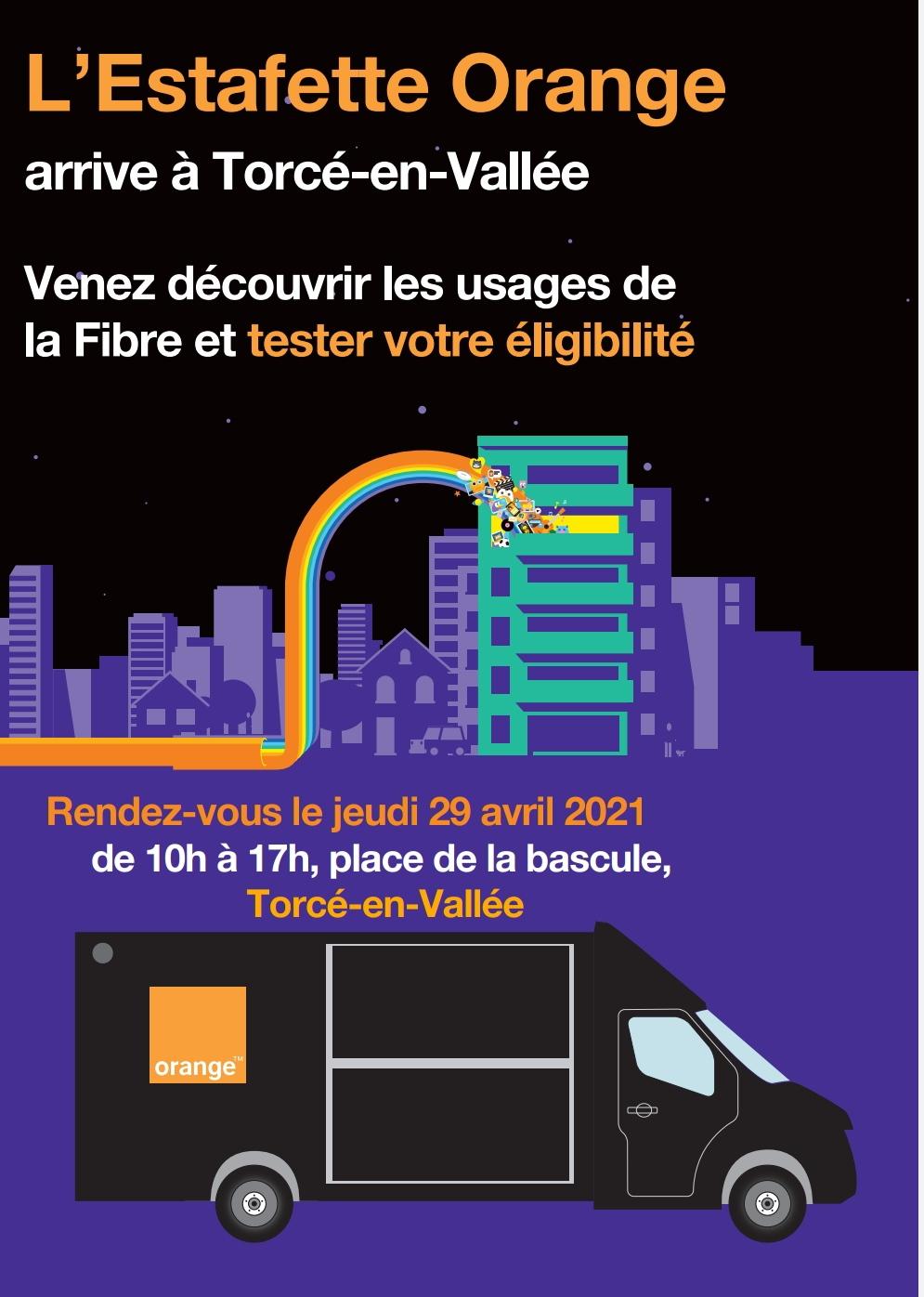 Information sur la fibre